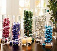 Vase Fillers Balls Bright Fill Moon Drops Vase Filler 12 Oz Plastic Half Sphere