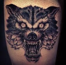 wolf head tattoo tattoos book 65 000 tattoos designs