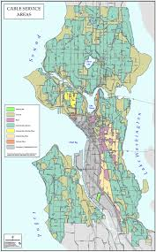 seattle map gigabit availability tech seattle gov