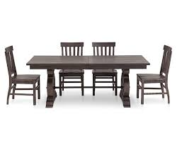 Dining Room Table Sedona 5 Pc Counter Height Dining Room Set Furniture Row