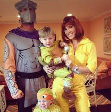 Chiefs Halloween Costumes Elizabeth U0026 Alex Smith Pictures