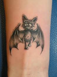 woodstock bird tattoo this cute little bat is the good choice for your new animal