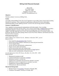 Examples Of Medical Resumes 28 Medical Billing Resume Examples Pinterest Discover And