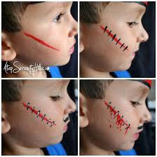 halloween face painting u2022 a simple pirate pirate face pirates