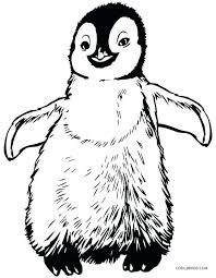 penguin coloring pages kids u2013 corresponsables