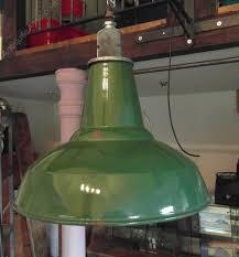 Enamel Pendant Lights Antiques Atlas Vintage Industrial Enamel Pendant Light