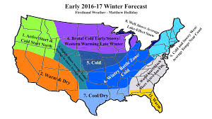 Weather Map Michigan by Farmer U0027s Almanac Releases 2016 17 Winter Forecast
