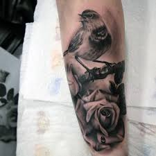 sparrow tattoo on shoulder meaning 51 excellent rose swallow tattoos designs with meanings