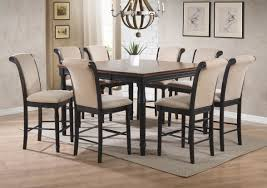 Counter Height Dining Room Furniture Dining Room Counter Height Dining Sets Rectangular Counter