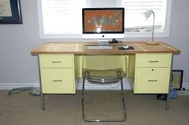 Metal Office Desk Metal Office Desk Bethebridge Co