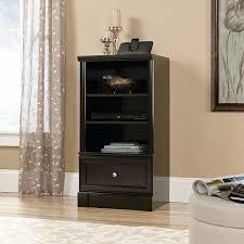 amazon com sauder 420790 bleeker street technology pier cabinet