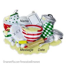 buy cooking ornament personalized ornament from a large