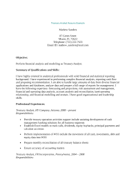 Sample Resume For Research Analyst by Credit Research Analyst Cover Letter