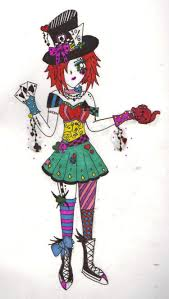 mad hatter drawing halloween pinterest mad hatter drawing