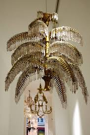 tree chandelier joseph hoffmann and bakalowitz palm tree chandelier for sale at