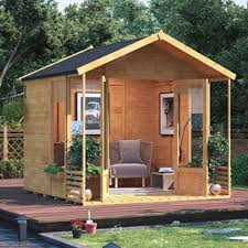 Gardens With Summer Houses - summer houses u0026 garden summerhouses for sale garden buildings direct