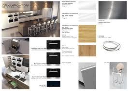 Kitchen Design Boards Mark U0027s Contemporary Minimalistic Kitchen Design Decorilla