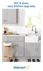 small kitchen cabinets walmart diy and done kitchen kitchen remodel small kitchen