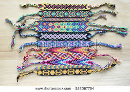 bracelet free friendship images Natural bracelets friendship row colorful woven stock photo jpg