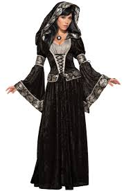 witch costumes sorceress costume purecostumes
