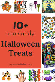 10 non candy halloween treats for kids organized motherhood