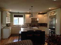 kitchen view 3 paint saybrook sage benjamin moore hc114
