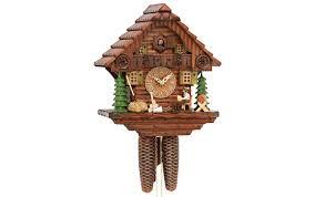cuckoo clock chalet style 32cm by hekas blackforest u0026 beyond