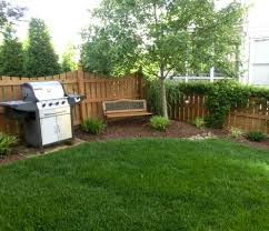 lovable long backyard landscaping ideas small backyard landscaping