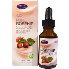 Flo by Life Flo Health Pure Rosehip Seed Oil Skin Care 1 Oz 30 Ml