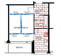 Split Plan House How To Divide A Room Into Two Spaces Award Winning House Plans