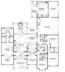 Kitchen And Living Room Floor Plans I Love This House Layout Open Floor Plan Split Plan Jack N Jill