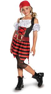 Halloween Costumes 9 Girls Totally Ghoul Pirate Teen Halloween Costume Size Teen 7 9