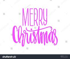 merry christmas modern royalty free merry christmas modern calligraphy u2026 517755406
