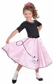 1950s costumes for girls costume craze