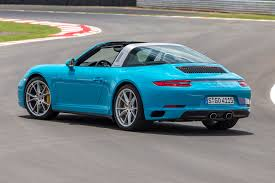 porsche car 2016 porsche 911 targa 4 2016 review by car magazine