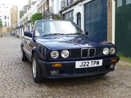used 1991 bmw e30 3 series 82 94 325i convt for sale in london