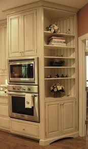 Corner Cabinets For Kitchens Corner Double Oven Kitchen Finished Double Oven Kitchen Oven