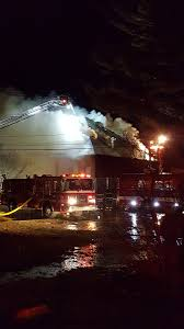 city water treatment plant shut down in wake of fire news