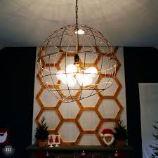 Diy Hanging Light Fixtures Diy Modern Pendant Light East Coast Creative