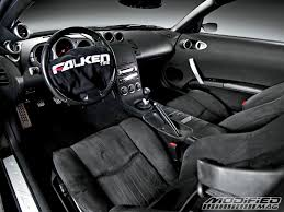 nissan roadster interior 2004 nissan 350z information and photos zombiedrive