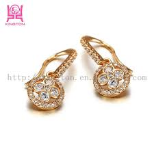 beautiful gold earrings 3 gram gold beautiful designed earrings tops buy designer
