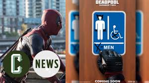 deadpool 2 ryan reynolds approved fanmade poster could hint at a