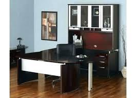 Bestar U Shaped Desk Bestar U Shaped Desk For House Design Right And Hutch