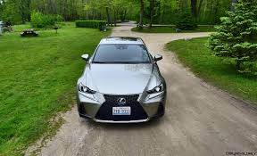 lexus awd or rwd 2017 lexus is350 f sport rwd road test review performance