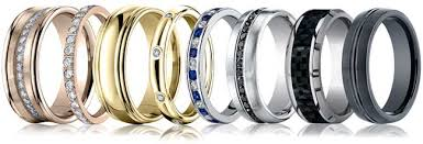 benchmark wedding bands national left handed day and left handed rings king jewelers