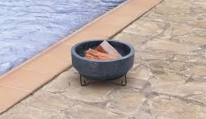 Clay Fire Pit Glow Outdoor Heating By Northcote Pottery
