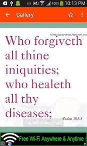 healing scriptures u0026 verses healing bible verses android apps