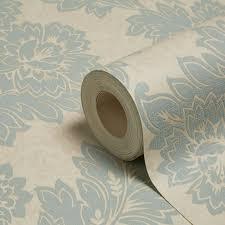 holden décor knightsbridge teal damask wallpaper damask