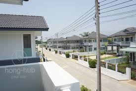 stylish house white beautiful stylish house at phufah garden home 4 long stay hub