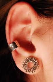 conch piercing cuff conch piercing with cuff jewelry earrings cuff